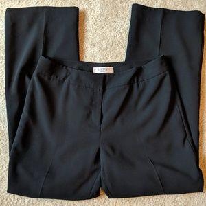 Kasper wrinkle free dress pants